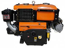 Двигун дизельний Файтер R195ANE (12 л. с.; електростартер)
