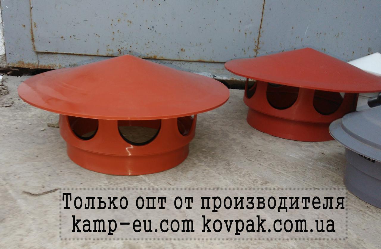 Грибок вентиляционный 160 внутреный ( канализационный в раструб )