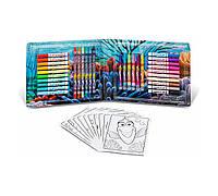 Crayola Набор для творчества 40 предметов в поисках Дори Finding Dory Art Kit