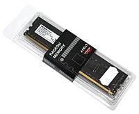 Память 4Gb DDR4, 2400 MHz, AMD, 16-16-16-38, 1.2V (R744G2400U1S-U)