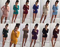 Ангора мини платье р.42,44,46, 85 см