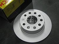 Диск тормозной SKODA YETI, VW GOLF VI задн. (пр-во Bosch), 0 986 479 099
