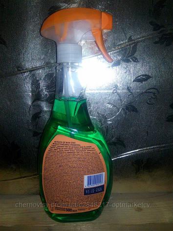 """Средство для мытья стекол и других поверхностей Mr Muscle профессионал для стекол """"Утренняя роса"""" (500 мл.), фото 2"""