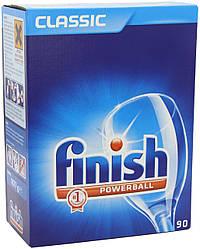 Таблетки для посудомиючих машин FINISH Classic 90 шт
