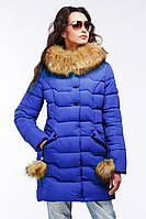 Зимняя куртка Гелана размер 56 цвет эллектрик Nui  Very