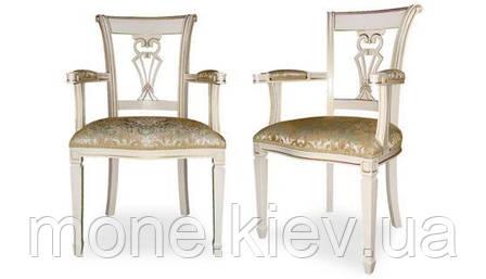 """Стул кресло """"Рома-3"""" с подлокотниками, фото 2"""