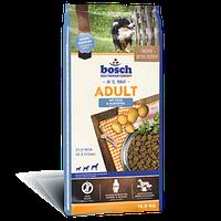 Bosch Adult Fish & Patato / Бош Едалт корм для собак с риба+картофель / 15кг