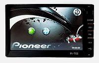 2din магнитола Pioneer pi 703 gps
