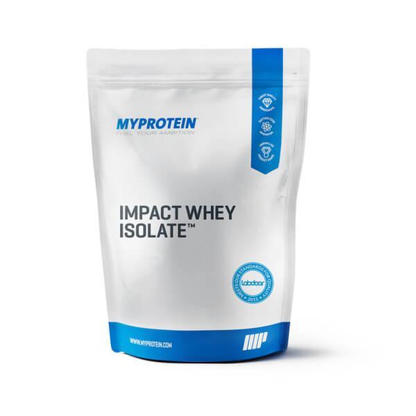 Протеин MyProtein Impact Whey Isolate 5 kg