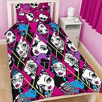 Комплект постельного белья Вилюта 9849 ранфорс подростковый (50*70)