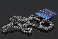 Серебряная цепочка плетение Питон