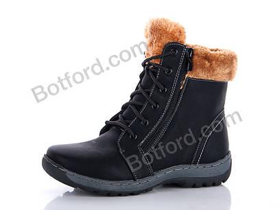 Ботинки Chengfa 1789-8 black black