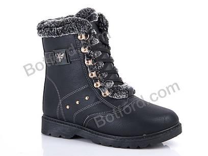 Ботинки Chengfa 508 black