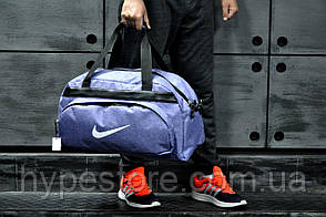 Сумка спортивная, для дороги Nike, найк, Реплика