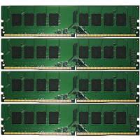 Модуль памяти для компьютера DDR4 16GB (4x4GB) 2400 MHz eXceleram (E416247AQ)
