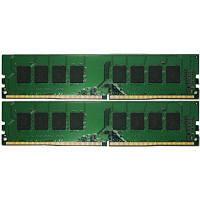 Модуль памяти для компьютера DDR4 32GB (2x16GB) 2400 MHz eXceleram (E43224AD)