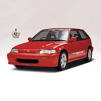 Автостекло, лобовое стекло на HONDA (Хонда) CIVIC HatchBack (1988 - 1991)