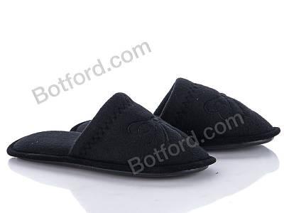 Тапки Cinar KOM-7 black