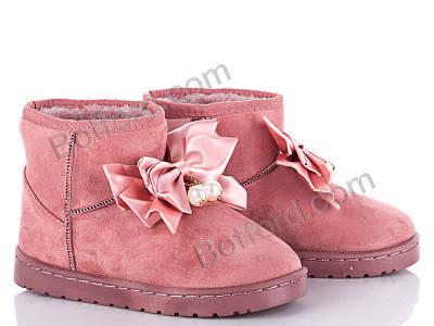 Угги подросток Cinar LT1710K-2 pink
