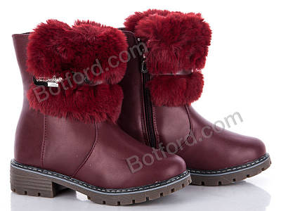Сапоги Cinar 1805C-3 wine red