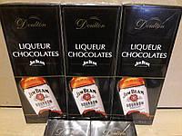 Виски JIM BEAM(Конфеты Doulton Cointreau Beans с виски JIM BEAM (150г.)германия)