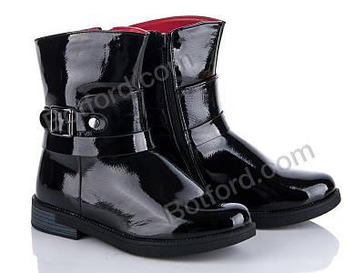 Ботинки Cinar L432 black