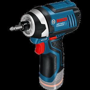 Аккумуляторный ударный гайковёрт Bosch GDR 10,8-LI Professional Solo