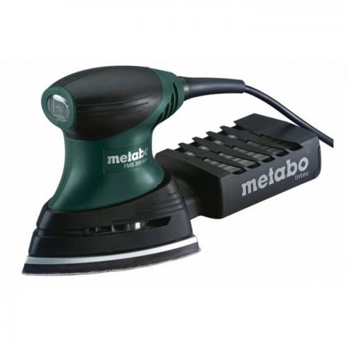 Вибрационная шлифмашина Metabo FMS 200 Intec