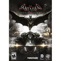 Игра Rocksteady Studios Batman: Arkham Knight
