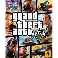 Игра Rockstar Games Grand Theft Auto V (GTA 5)