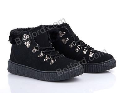 Ботинки Cinar B190-1 black