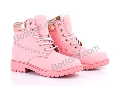 Ботинки Cinar 8589-1 pink