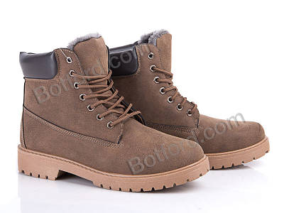 Ботинки Cinar TL-0136-3 brown