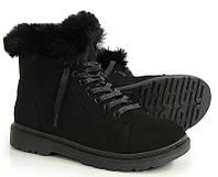 Женские ботинки , зимние