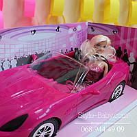 Кукла DEFA в машинке, в кор-ке 42,5-20-21см