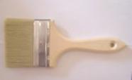 Кисть флейцева 76 х 14, нейлоновий ворс