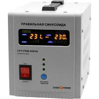 Источник бесперебойного питания LogicPower LPY- PSW-800VA+ (4153)