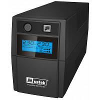 Источник бесперебойного питания Mustek PowerMust 848 LCD (850VA), Line Int., IEC (98-LIC-C0848)