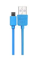 Кабель зарядки и синхронизации Remax Light USB - micro 1m
