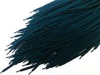 Шнурки для кроссовок, обуви (100см) плоские, цвет серо-синий(упаковка 72пары, ширина шнурка 10мм)