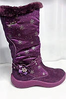 Термо сапожки для девочки Floare(Капика)