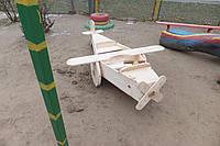 Самолет на детскую площадку