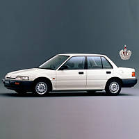 Автостекло, лобовое стекло на HONDA (Хонда) CIVIC Sedan (1988 - 1991)