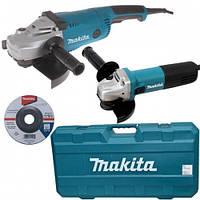 Набор болгарок Makita DK0053G (GA 9020 + 9558 HNG)