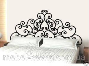 Кровать металлическая 4
