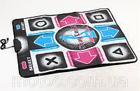 Коврик танцевальные X-treme Dance Pad Platinum. USB танцевальный коврик  с CD к ПК, музыкальный коврик