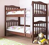 """Двухъярусная кровать """"Маряна"""" с ящиками (массив бука), фото 2"""