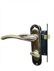 Дверные ручки межкомнатные с защелкой