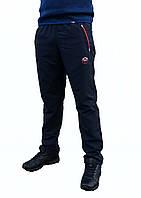 Мужские теплые штаны Tommy Hilfiger плащёвка на флисе
