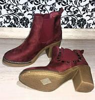 Стильніе ботинки демисезон, фото 1
